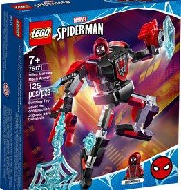 76171 Miles Morales Mech Armor LEGO Marvel