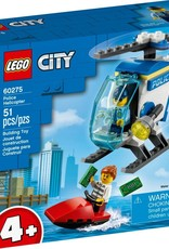60275 Police Helicopter LEGO City