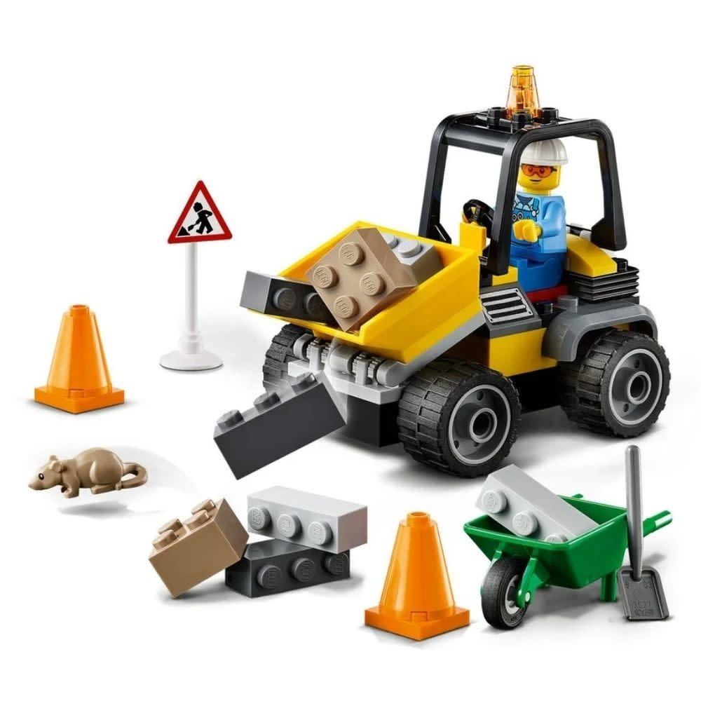 60284 Roadwork Truck LEGO City