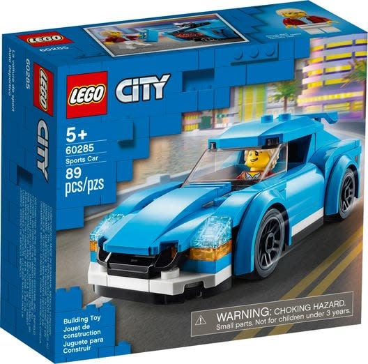 60285 Sports Car LEGO City
