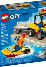 60286 Beach Rescue ATV LEGO City