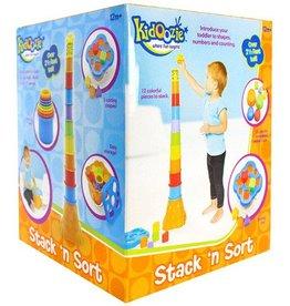 Kidoozie Stack 'n Sort Playset By Kidoozie