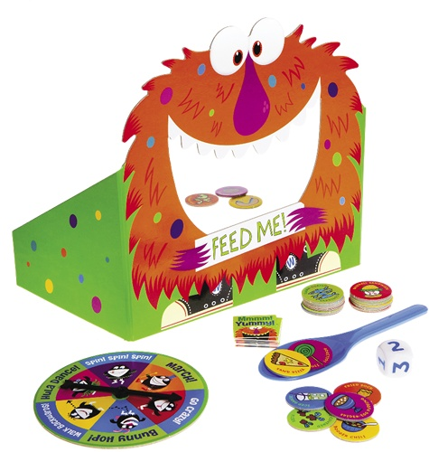 Feed the Woozle by Peaceable Kingdom