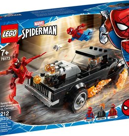 76173 Spider-Man and Ghost Rider vs. Carnage LEGO Marvel