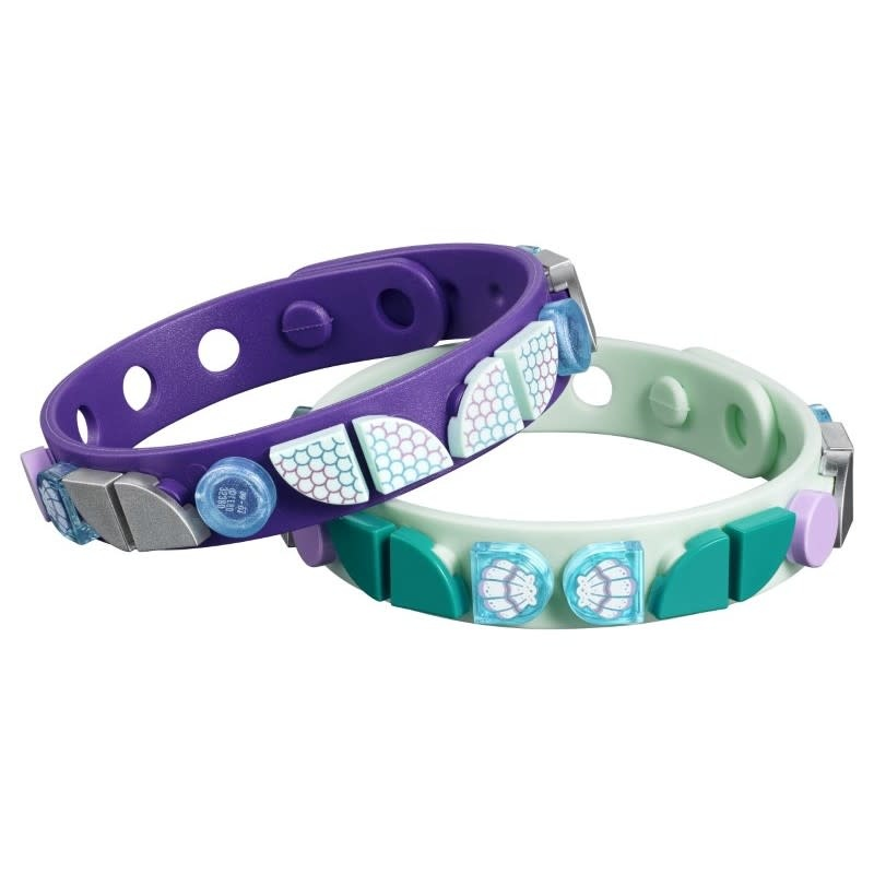 41909 Mermaid Vibes Bracelet LEGO DOTS
