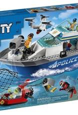 60277 Police Patrol Boat LEGO City
