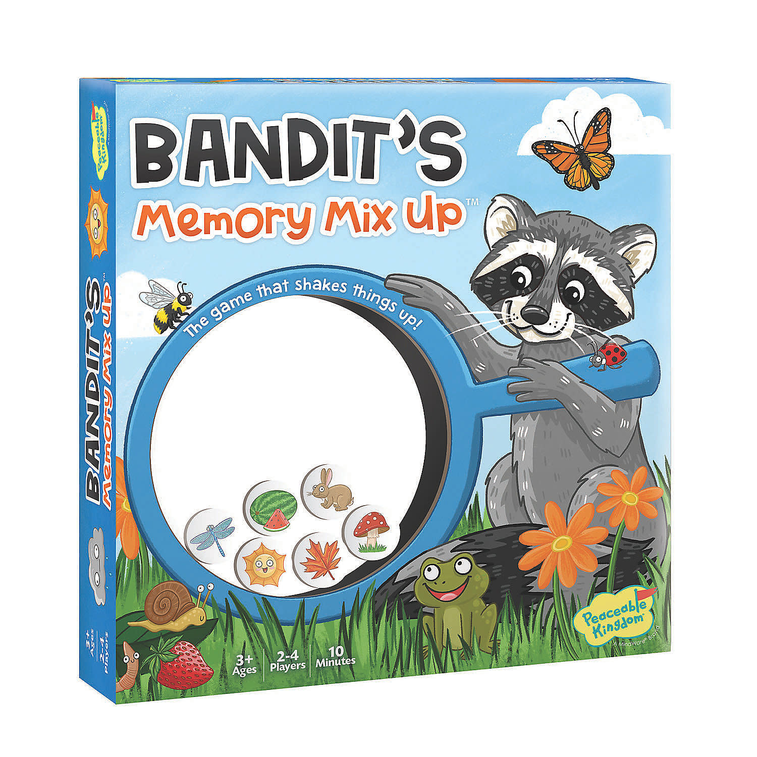 Bandit's Memory Mix Up by Peaceable Kingdom