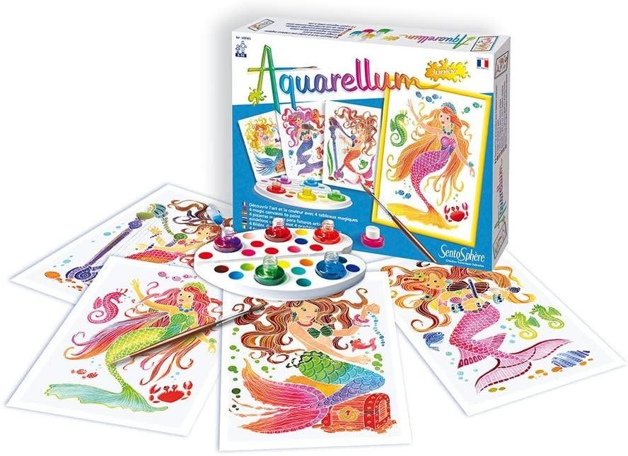Aquarellum Junior Mermaids by Sentophere