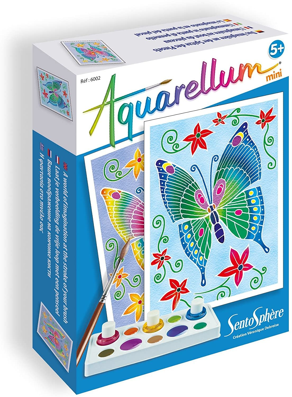 Aquarellum Mini Butterflies by Sentosphere
