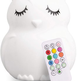 LumieWorld LumiPet - Owl with Remote