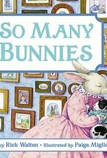 So Many Bunnies Board Book
