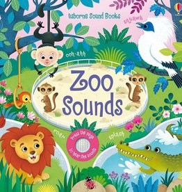 Zoo Sounds Board Book
