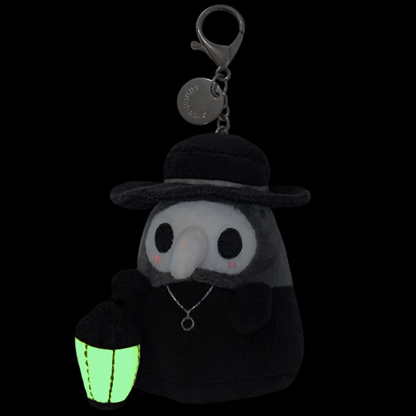 """Plague Doctor 3"""" Micro Squishable"""