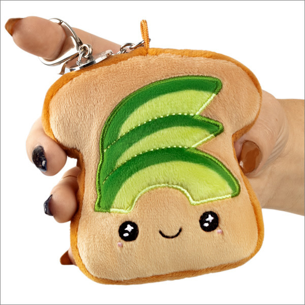 "Avocado Toast 3"" Micro Squishable"