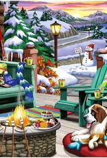 Apres All Day 500-pc Large Format Puzzle by Ravensburger