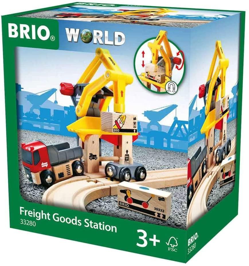 Brio Freight Goods Station by BRIO