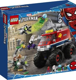76174 Spider-Man's Monster Truck vs. Mysterio  LEGO Marvel