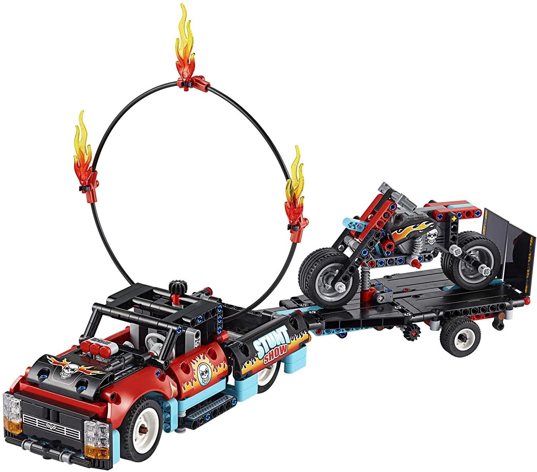42106 Stunt Show Truck & Bike LEGO Technic
