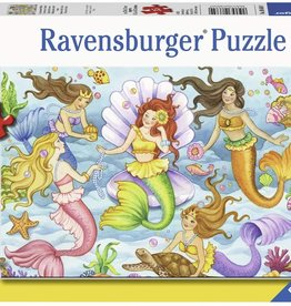 Queens of the Ocean 35-pc Puzzle by Ravensburger