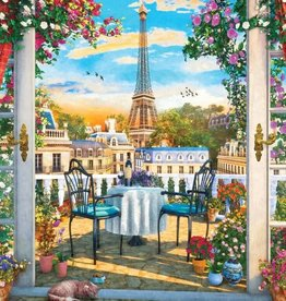 Luxurious Lookout 1000-pc Puzzle by Springbok