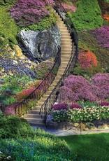 Garden Stairway 500-pc Puzzle by Springbok