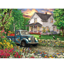 Simpler Times 500-pc Puzzle by Springbok