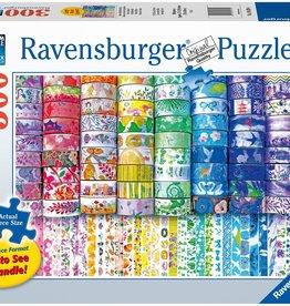 Washi Wishes 300-pc Lg Format Puzzle Ravenburger