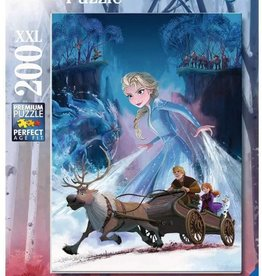 Frozen Mysterious Forest 200-pc Puzzle by Ravensburger
