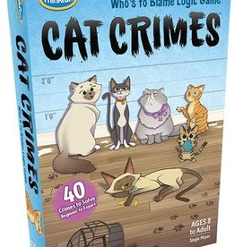 Cat Crimes by ThinkFun