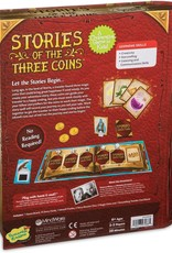 Stories of the Three Coins by Peaceable Kingdom