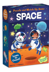 Space Match Up by Peaceable Kingdom