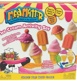 Mad Mattr Ice Cream Activity Set