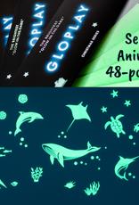 GloPlay Sea Animal  48-pc Pack by GloPlay