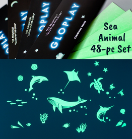 GloPlay Sea Animal  48-pc Pack by GloPlay