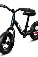 Balance Bike in Black by Micro Kickboard