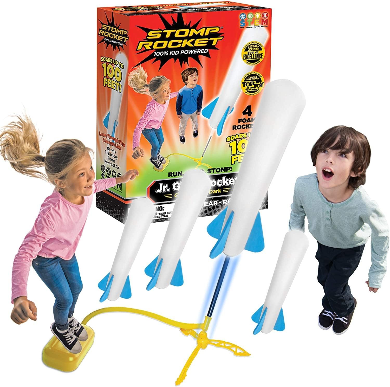 Stomp Rocket Jr. Glow Set