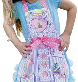 Color-An-Apron (Size 4-7) by Great Pretenders