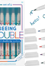 Seeing Double Fine Tip Markers by Ooly