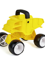 Yellow Dump Truck by Hape