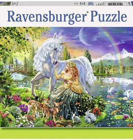 Gathering at Twilight 200-pc Puzzle by Ravensburger