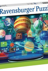 Planet Holograms 300-pc Puzzle by Ravensburger