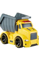 Lights 'N Sounds Dump Truck by Kidoozie