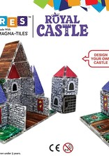 Create On CreateOn Royal Castle by Magna-Tiles Structures