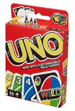 Classic UNO Card Game by Mattel