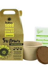 Seed Science Sunflower Grow Kit by Buzzy