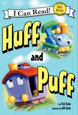Huff and Puff - I Can Read Book (My First)