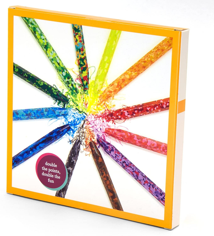 Kid Made Modern Confetti Crayons by Kid Made Modern