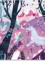 Unicorn Forest 36-pc Puzzle by Crocodile Creek