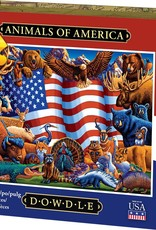 Dowdle Animals of America 500-pc Puzzle by Dowdle