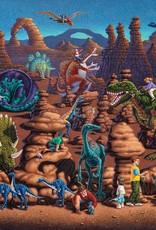 Dowdle Dinosaur Games 100pc